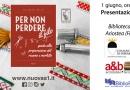 Presentazione PER NON PERDERE IL FILO – Biblioteca Ariostea di Ferrara