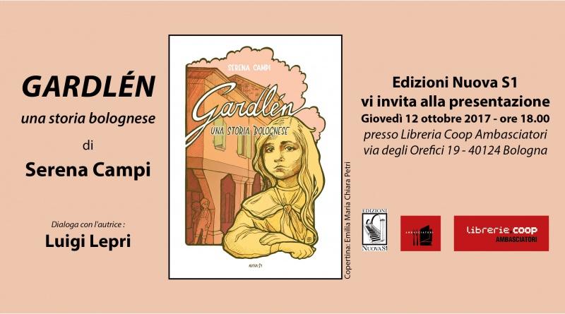 Presentazione GARDLÉN – Libreria Ambasciatori