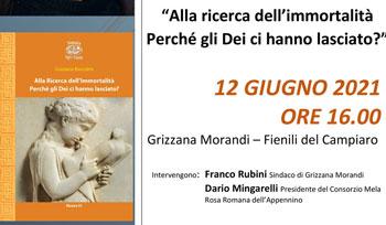 Claudio Carelli presenta l'ultimo libro di Graziano Baccolini